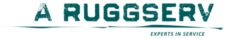 A Ruggserv – Experts in Service Logo
